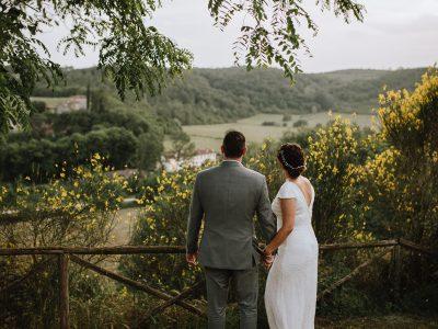 Lindsay & Drew: Tuscany Wedding